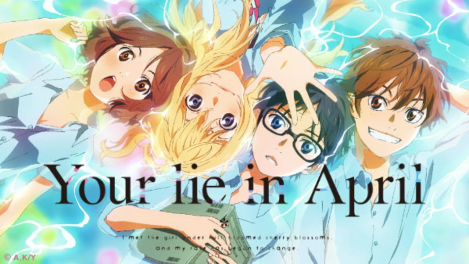 Your Lie in April: A review