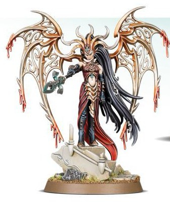 Image featuring new Morathi Model