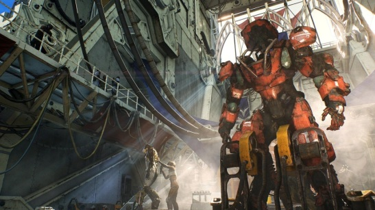 Anthem: Colossus Suit