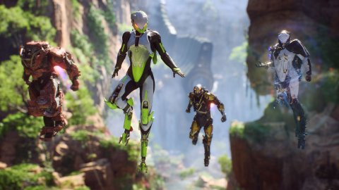 Anthem: Javelin Classes