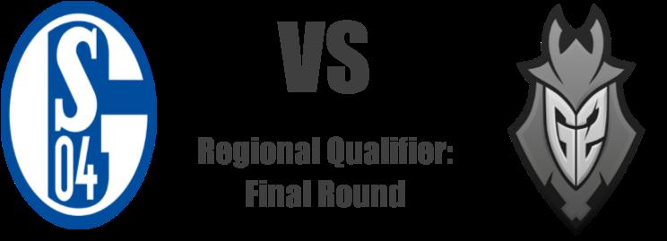 G2 vs Schalke 04: The battle forWorlds.