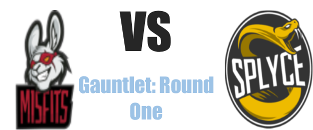 Splyce Vs Misfits: Who will run theGauntlet?